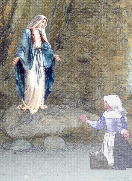 Notre Dame du Laus 2bieqsn2